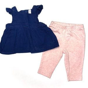 🌸3/$16🌸 navy newborn outfit